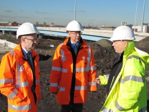 John Mason MSP - construction of M74 extension